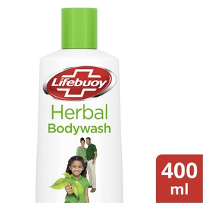 Lifebuoy Bodywash Herbal 400ml
