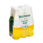 Belgravia Gin & Tonic NRB 275ml x 6