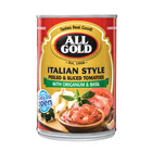 All Gold Italian Style Sliced Tomatoes 4 10g