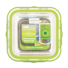 O2 COOK A/T SQ DISH 550ML WITH SMART LID