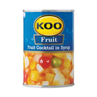 Koo Choice Grade Fruit Cocktail 410g