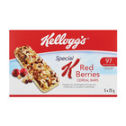 Kellogg's Special K Bar Red Berry 5x25gr