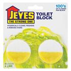 Jeyes Toilet Block Bleach An D Lime