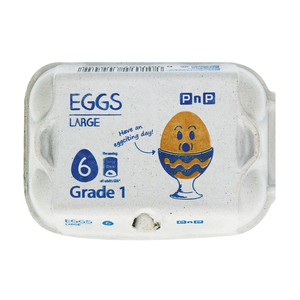 PnP Large Eggs 6s