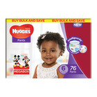 Huggies Pants Unisex Megabox S6 76ea