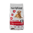 Nutriphase Beef & Rice Senior Dog Food 6kg