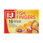 I&J Original Fish Fingers 400g