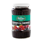 Rhodes Berries&cherries Jam 460 Gr