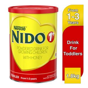 Nestle Nido 1 Plus Growing U p Milk 1.8kg