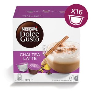 Nescafe Dolce Gusto Chai Tea Latte 159g