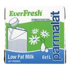 Everfresh 2% Low Fat Long Life Milk 1l  x 6