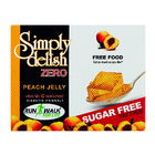 Simply Delish Sugar Free Peach Jelly 7.5g
