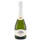 Four Cousins Sparkling White 750 Ml