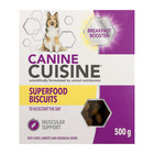 Canine Cuisine B/fast Boost Beef 500gr