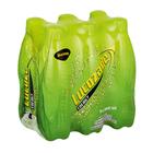 LUCOZADE ENERGY DRINK APPLE 360ML x 6