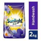 Sunlight Lavender Sensations 2-in-1 Hand Washing Powder 2kg