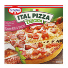 Dr.Oetker Ital Pizza Thick'a Spare Rib & Bacon 390g
