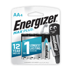 Energizer Maxplus AA  Batteries 4 Pack