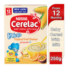 Nestle Cerelac Stage 4 Tropical Fruit 250g