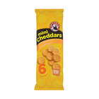 Bakers Mini Cheddar Cheese 198g