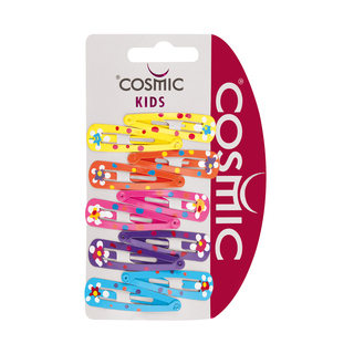 Cosmic Kids Painted Hair Clips