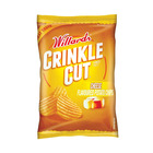 Willards Crinkle Cut Cheese 125g