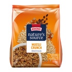 Nature's Source Ideal Mix Muesli Crunch 1kg