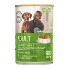PnP Adult Dog R/lamb Seas Veg I/gr 385g