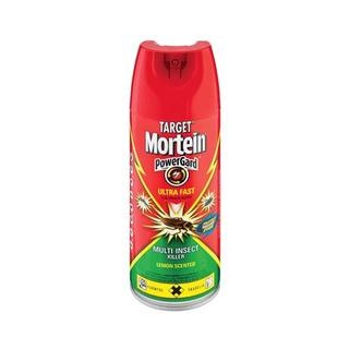 Target Ultra Lemon Aerosol Insect Killer 300ml