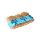 PnP White Hamburger Buns 6s