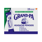 Grand-Pa Headache Powder Regular Stick Pack 25's