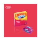 Durex Pleasure Me Condoms 3s