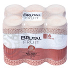 Brutal Fruit Ruby Apple Can 300ml x 6