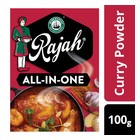 Rajah All In One Curry Powder 100g