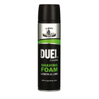 Duel Lemon & Lime Shaving Foam 200ml