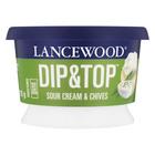 Lancewood Sour Cream & Chives Dip 175g