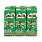 Milo Flav Milk Malt Chocolate 200ml x 6