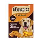 Beeno Treats Steak Large Dogs 1kg