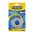Sellotape Tear Clear 18mm x 25mm