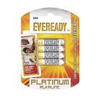 Eveready Alkaline Plus Aaa 4 P 4