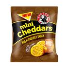 BAKERS MINI CHEDDAR BBQ 33GR