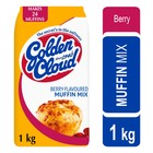 Golden Cloud Muffin Mix Berry Flav 1kg