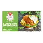 Fry's Chicken-Style Vegetarian Burgers 320g