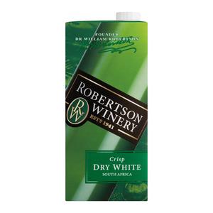 Robertson Dry White Wine 1l