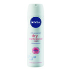 Nivea Dry Confidence Aerosol Deodorant 150ml x 6