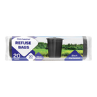PnP No Name Refuse Bag Perforated Roll 20s
