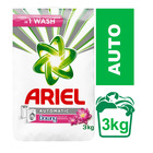 Ariel Washing Powd Auto Touch Of Down y 3kg