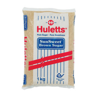 Huletts Sunsweet Brown Sugar 1 Kg x 15