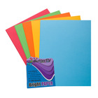 Butterfly Bright Paper Assorted 100ea
