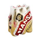Hansa Pilsener Beer Bottle 330ml x 6